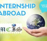 MCIS - International Work Placement through University Abroad
