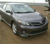 Toyota corolla foreign used for sale
