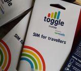 Togglemobile sim card add 12 numbers for free
