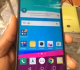 Neat Lg g4 phone for sale