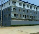 Luxury Four Bedroom Townhouse With Excellent Facilities At Surulere, Lagos