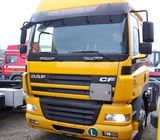 Foreign Used DAF CF Euro 3