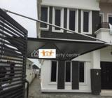 Luxury 5 Bedroom Fully Detached Duplex With Nice Bq