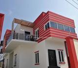 4 Bedroom Detached Duplex With Bq