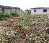 An Uncompleted 4 Bedroom And 2 Units Of Mini Flats