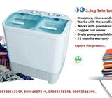 Services and maintenance of washing machine