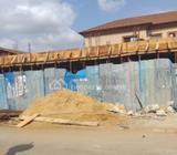 Ongoing Block Of Luxury Flats