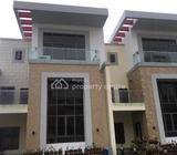Tastefully Newly Built 4 Bedroom Terrace With 1 Room Bq