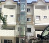 Four Bedroom Terrace Duplex With A Room Maid Room At Parkview Estate Ikoyi