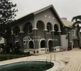 A Luxury 5 Bedroom Detached Duplex With Bq Sitting On Over 1,925sqm Land