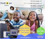 Get Solar Inverter Battery System to Power Your Home (ONGOING PROMO) Call or Whatsapp 08120000717