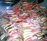 Buy 50kg bag of Rice for sale at an affordable price 7500each.  Contact 08039660090