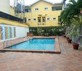 Nice 4 Bedroom Terrace House With 2 Rooms Bq, All Rooms Ensuite