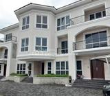 Serviced 4 Bedroom House