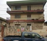 Block Of 6 (nos) 3 Bedroom Flat On A Full Plot Of Land