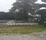 Vacant Plot Measuring 1,200 Square Meters With 25 Meters Frontage