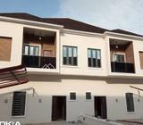 Beautifully Finished Terrace Houses  In Ikota Villa Estate, Lekki