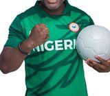 BB Naija 19/2020 Big Brother Nigerian Concept Jersey