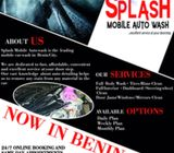 Get fast, affordable and excellent car wash services at your home, offices and hotels.