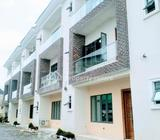 5units Of 4br Town Houses At Lekki Right Hand Side