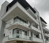 Newly Built 4 Unit Of Luxury 3-bedroom Flat Tastefully Finished With A Maid's Room