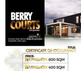 Berry Court Omole Phase 2 Ikeja
