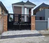 Luxury Built 5bedroom Duplex