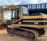 Excavator 320L urgent sales