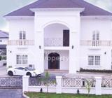 Furnished Fully Automated 5 Bedroom Detached House With 2 Room Bq Study Room And A Cinema Room On 80