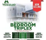 Wealthland Green Estate - 3 Bedroom Triplex