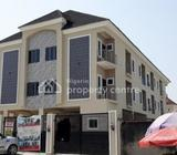 Newly Built 2br Block Of Flats With 24/7 Power Supply At Lekki,lagos