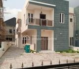 Beautifully Built 4 Bedroom Duplex With A Bq