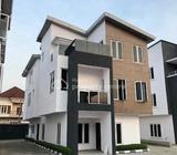 Tastefully Built 5 Bedroom Fully Detached Duplex With A Bq And 24/7 Power Supply