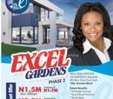 Excel Garden Phase 2