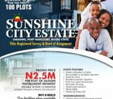 Sunshine City Estate