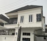Newly Built 5 Bedroom Detached Duplex With B.q