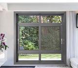 Utench brand aluminium sliding window with laminated glass