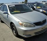 CLEAN NCS AUCTION TOYOTA CAMRY FOR SALE
