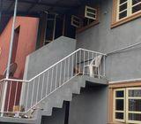 Newly renovated 4bdrm duplex and 3bdrm Bq on 700 sqm @ 3rd avenue festac lagos  for 68m  neg