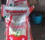 Complete 50kg Bags of rice for sale at the of  #13,000 above. Contact 07034210182