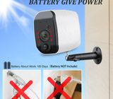 48Hrs Battery Powered CCTV Security Cameras