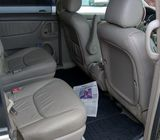 Direct TOKUNBO Toyota sienna for sale