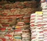 BUY QUALITY BAGS OF RICE 50KG AND GROUNDNUT OIL 25LITRES