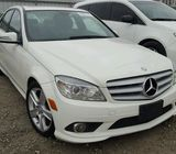 2011 MERCEDES C-300 FOR SALE AT FULL OPTION