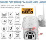 360eyes Wireless HD Auto Tracking PTZ Speed Dome Camera