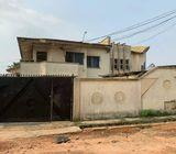 BLOCK OF FLATS FOR SALE (Akesan-Igando, Lagos Estate)