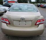 Direct tokunbo Toyota Camry for sale