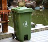 240 Liter Foot Pedal Waste Bin