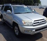 2004 TOYOTA 4RUNNER LIMITED,,,,,, FOR SALE CALL,,,,, 07045512391