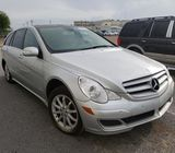 2007 MERCEDES-BENZ R 350,,,,,, FOR SALE CALL ,,,,,,07045512391